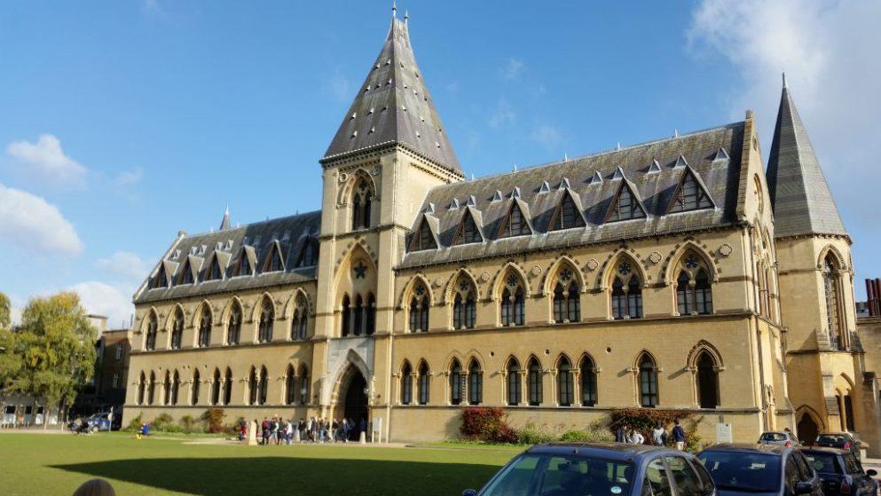 متحف اكسفورد للتاريخ الطبيعي