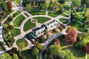 حديقة اورانجري في ستراسبورغ