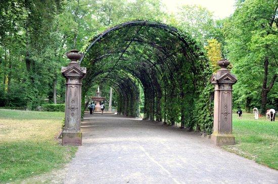 حديقة اورانجري ستراسبورغ