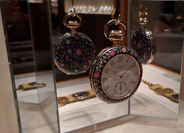 متحف باتيك فيليب جنيف من اجمل متاحف جنيف السويسرية