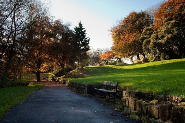 منتزه برينسيس ليفربول من اجمل حدائق انجلترا في ليفربول