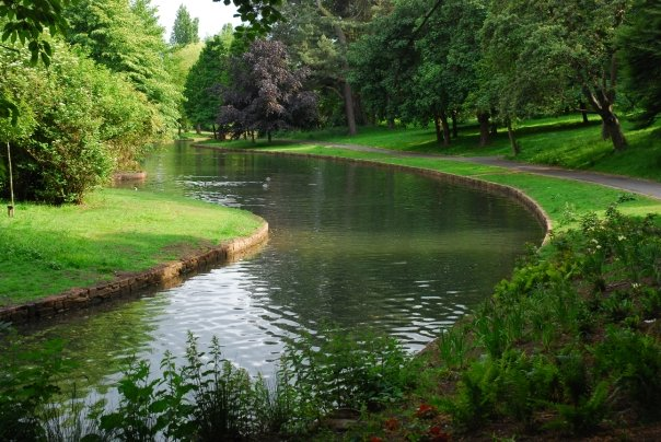 منتزه سيفتون من اجمل اماكن السياحة في ليفربول انجلترا