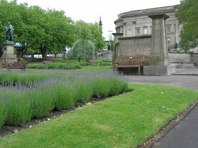 حدائق سانت جون ليفربول