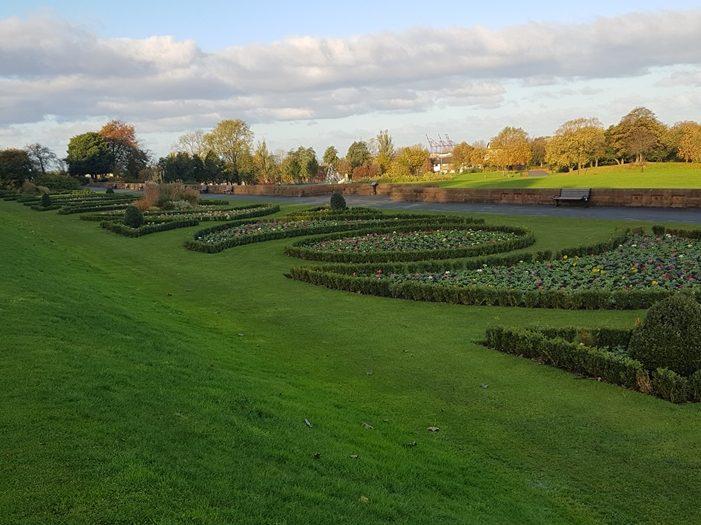 حديقة ستانلي في مدينة ليفربول
