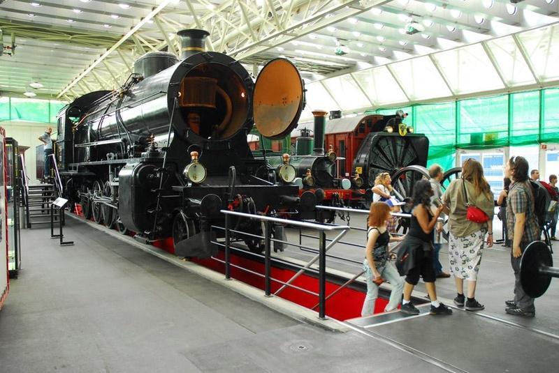 متحف النقل والمواصلات في سويسرا لوزيرن