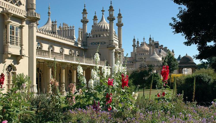 قصر البافليون الملكي برايتون
