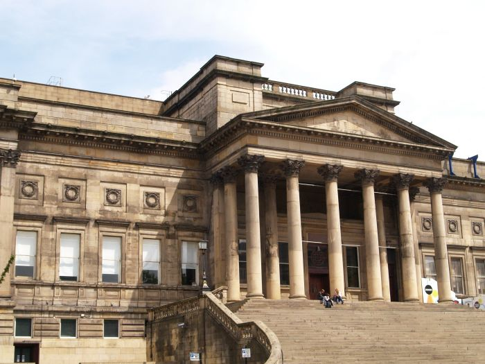 متحف العالم في ليفربول انجلترا