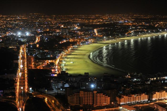 اهم مدن المغرب السياحية