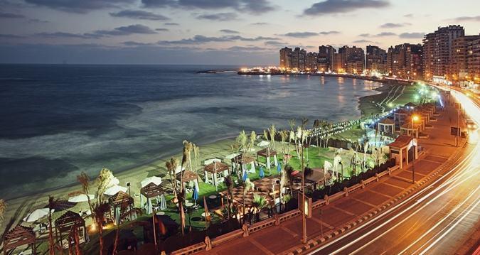 افضل فنادق الاسكندرية مصر