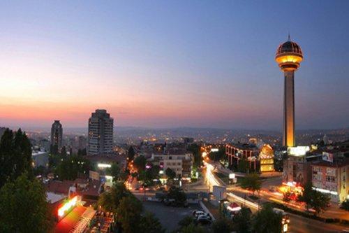 انقرة تركيا من اهم المدن التركية