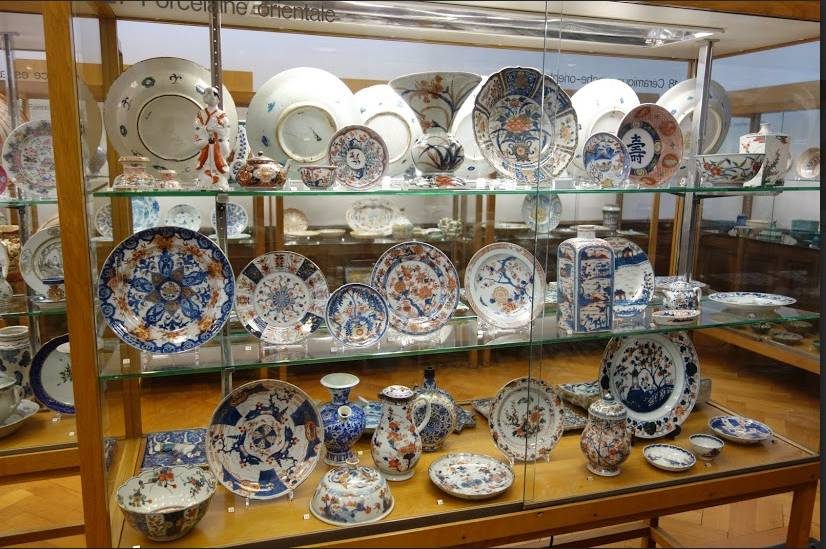 متحف أريانا جنيف سويسرا