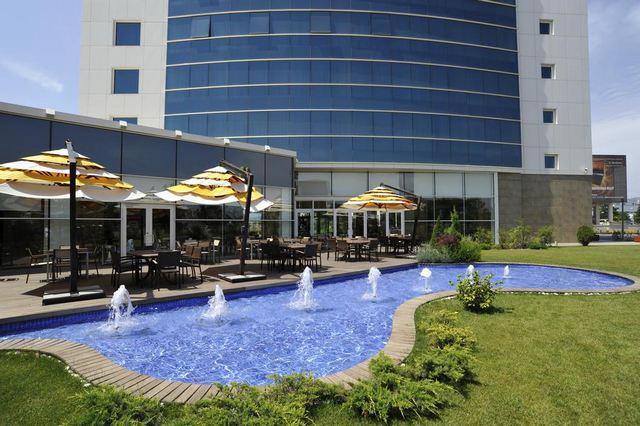 فندق بايا في بورصة تركيا