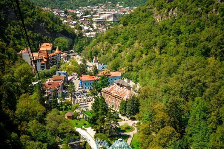 الاماكن السياحية في جورجيا سياحة