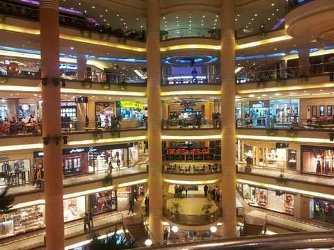 سيتي ستارز القاهرة من افضل اماكن التسوق في القاهرة - صور القاهرة