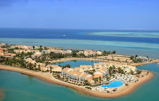 الجونة من افضل اماكن سياحية في الغردقة مصر