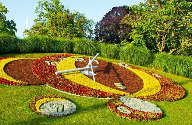 الحديقة الانجليزية جنيف من افضل الاماكن السياحية في جنيف سويسرا