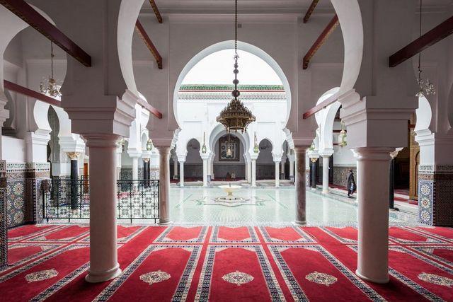 جامع القرويين فاس المغرب