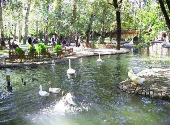 الاماكن السياحية في انقرة