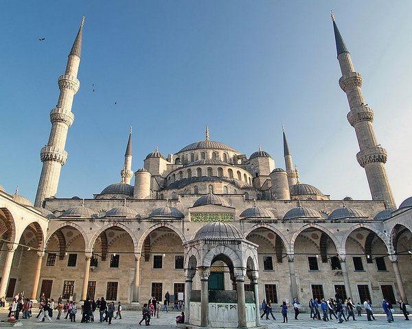 مساجد اسطنبول احدى وجهات السياحة في اسطنبول