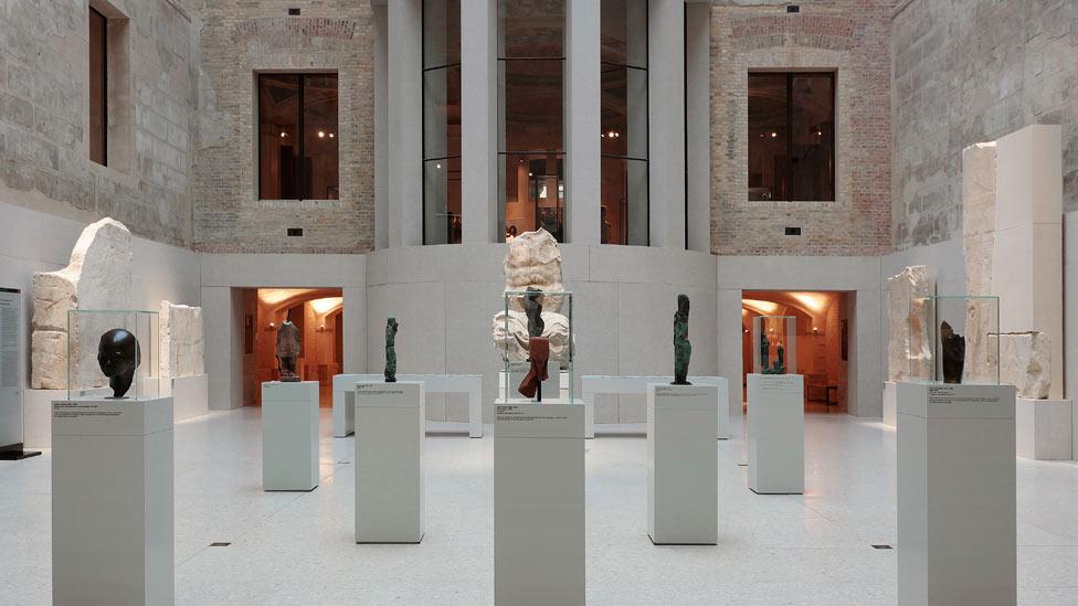 متحف برلين الجديد من افضل متاحف برلين المانيا