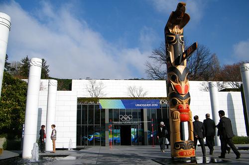 المتحف الاولمبي من اهم معالم مدينة لوزان سويسرا