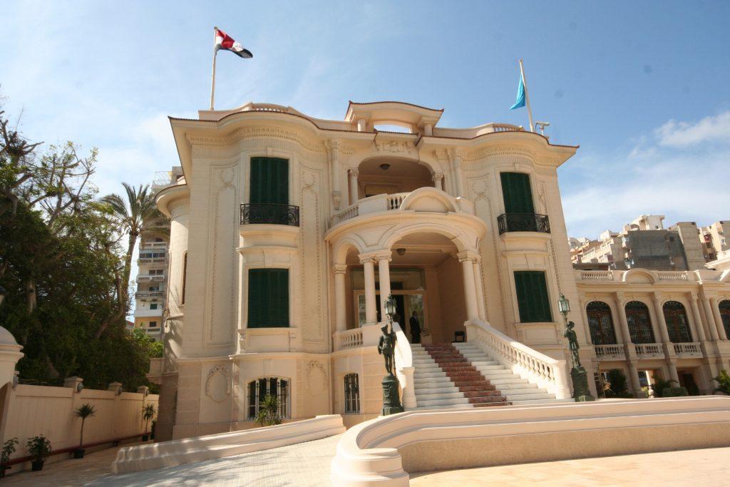 يعد متحف المجوهرات الملكية من اهم اماكن السياحة في الاسكندرية