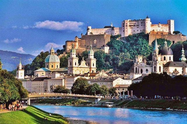اهم الاماكن السياحية في النمسا
