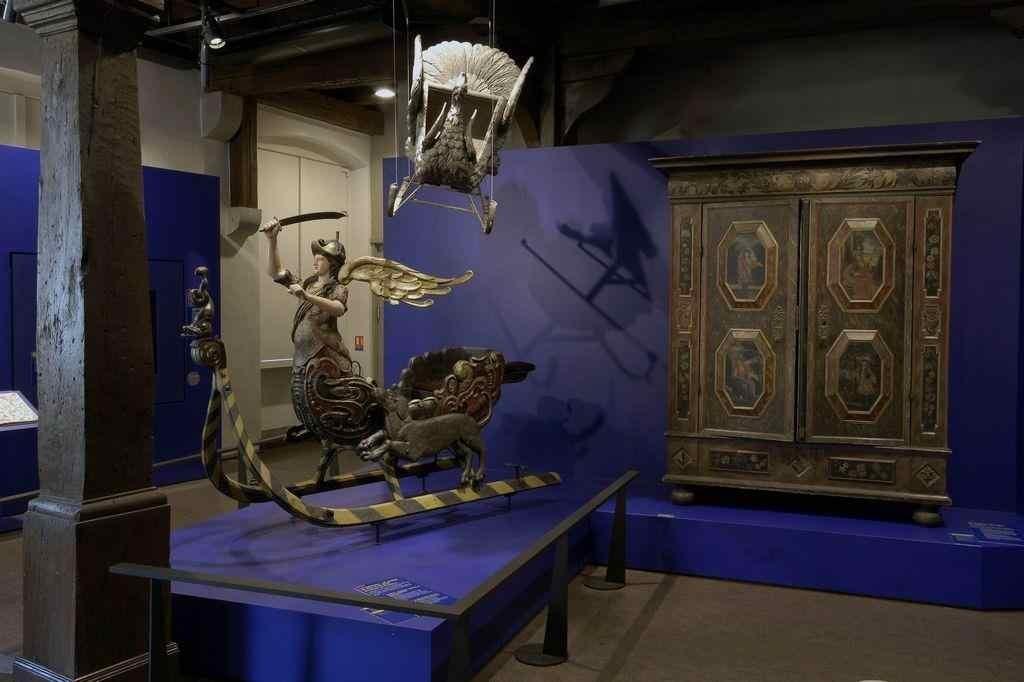 متحف ستراسبورغ التاريخي من افضل الاماكن السياحية في ستراسبورغ