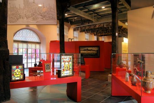 متحف ستراسبورغ التاريخي من افضل اماكن السياحة في ستراسبورغ فرنسا