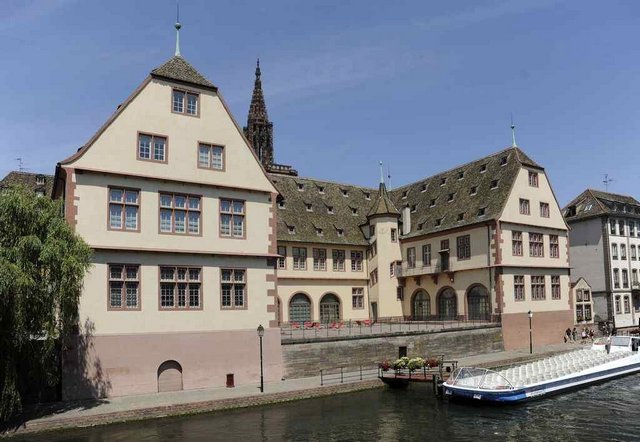 متحف ستراسبورغ التاريخي من افضل اماكن السياحة في فرنسا