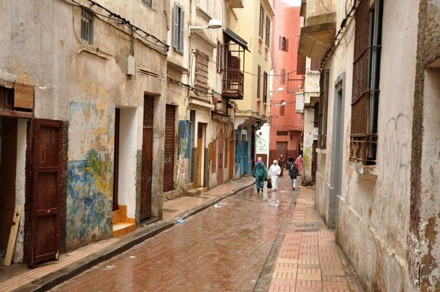المدينة القديمة من اهم اماكن السياحة في الدار البيضاء