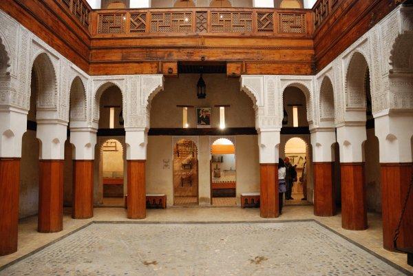 السياحة في فاس المغرب