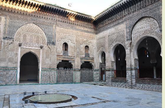 معالم فاس السياحية في المغرب