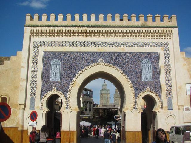 معالم مدينة فاس المغربية