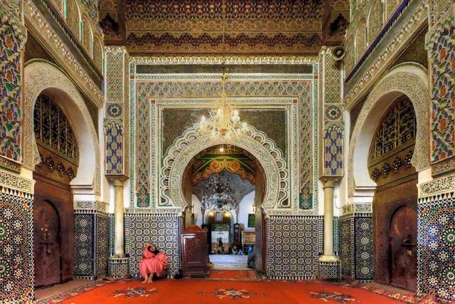 مناطق سياحية في فاس المغرب
