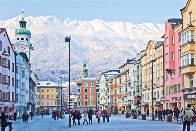 معالم النمسا السياحية في اهم مدن النمسا السياحية