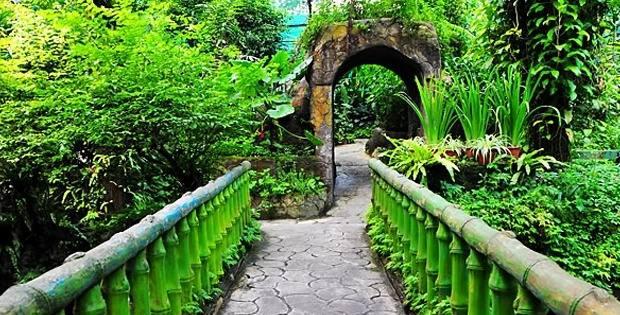 حديقة الفراشات كوالالمبور تعد من افضل اماكن السياحة في كوالالمبور