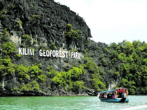 محمية كيليم كارست من افضل الاماكن السياحية في جزيرة لنكاوي