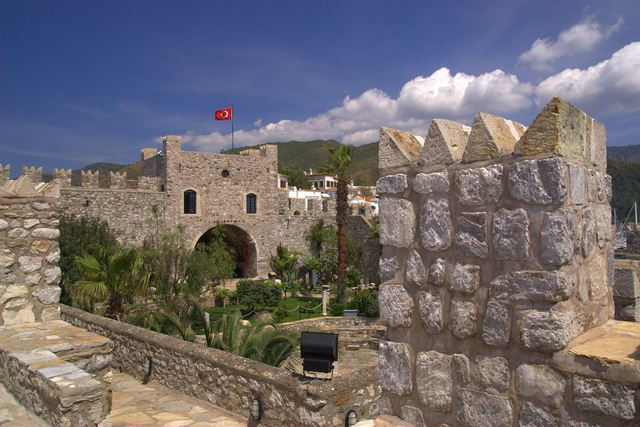 السياحة في مارماريس تركيا
