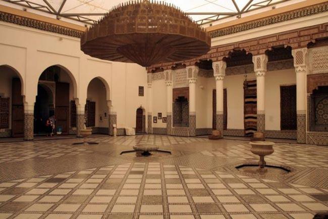 اماكن سياحية في مراكش المغربية