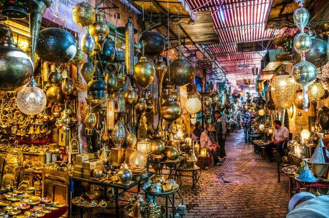 مناطق سياحية في مراكش