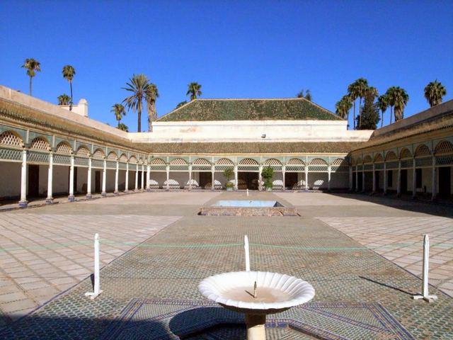 اماكن سياحية في مراكش المغرب