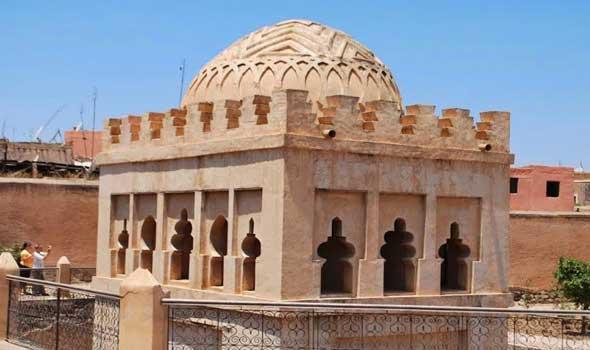 مدينة مراكش المغربية