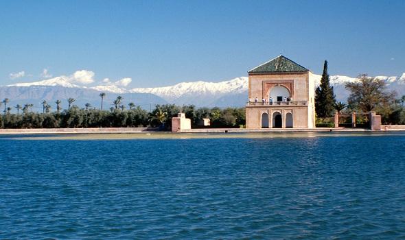 السياحة في مراكش