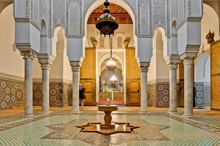 اهم اماكن سياحية في مكناس المغرب