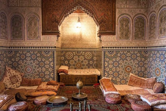 الاماكن السياحية في مكناس المغربية