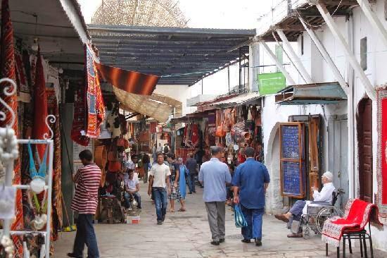 مناطق سياحية في مدينة الرباط المغرب