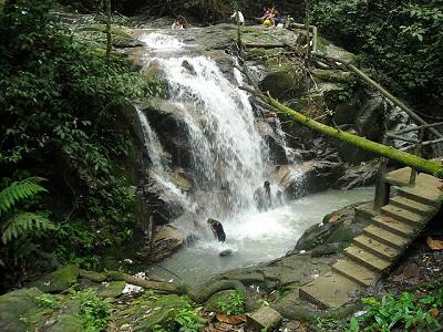 تعد شلالات تمبلر بارك من اهم المناطق السياحية في سيلانجور