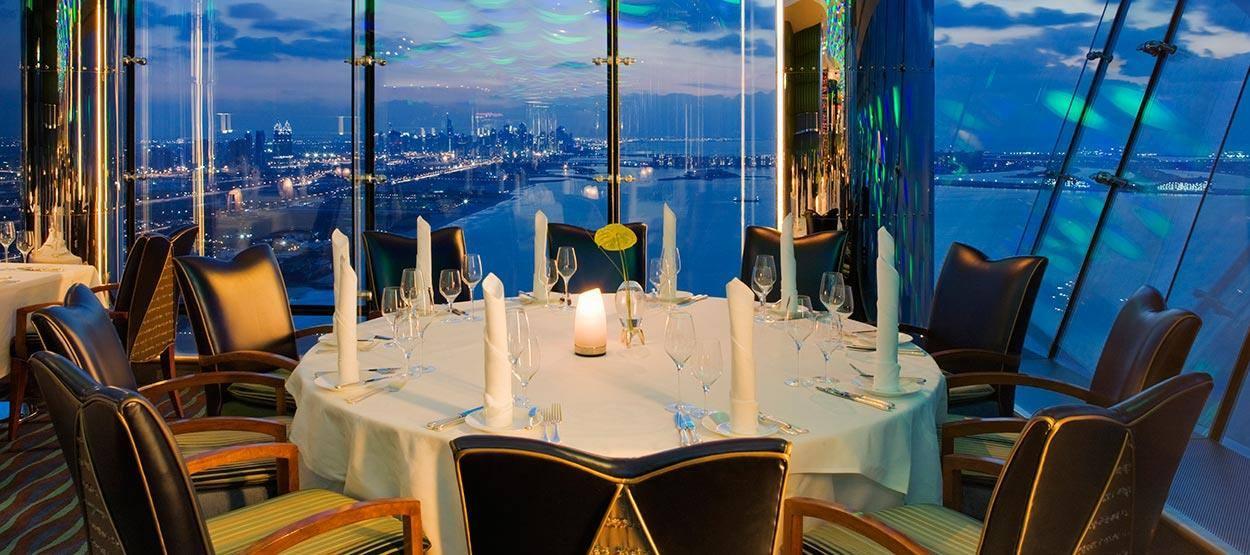 فندق برج العرب ، تعرف على افضل الانشطة التي يمكنك القيام بها في برج العرب دبي