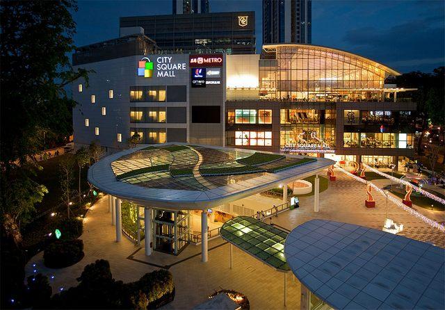 التسوق في سنغافورة